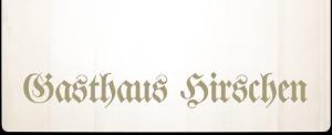 hirschen logo neu